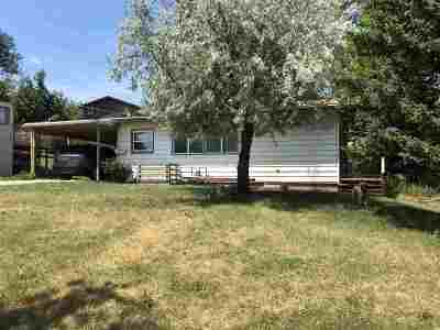 Spearfish Single Family Home Uc-Contingency-Take Bkups: 1204 Woodburn