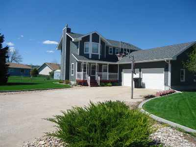 Spearfish SD Single Family Home Sale Of Prop Contingency: $305,000