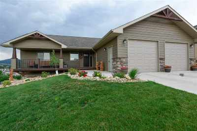 Spearfish Single Family Home For Sale: 2205 Saddle Horn Dr.