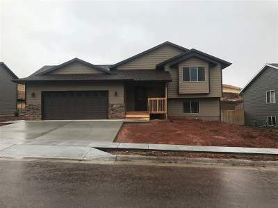 Sturgis Single Family Home For Sale: 2555 Meadows