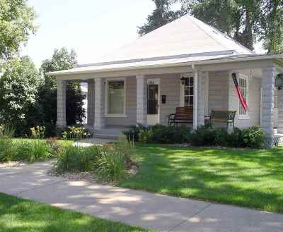 Sturgis Single Family Home For Sale: 848 Sherman