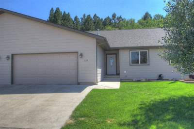 Spearfish, Lead, Deadwood/central City, Deadwood, Strugis, Whitewood, Belle Fourche, Spearfish Canyon Single Family Home For Sale: 655 E Colorado Blvd.