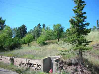 Spearfish, Lead, Deadwood/central City, Deadwood, Strugis, Whitewood, Belle Fourche, Spearfish Canyon Residential Lots & Land For Sale: Miners Avenue