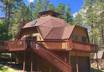 Rapid City Single Family Home For Sale: 22903 Forest Road