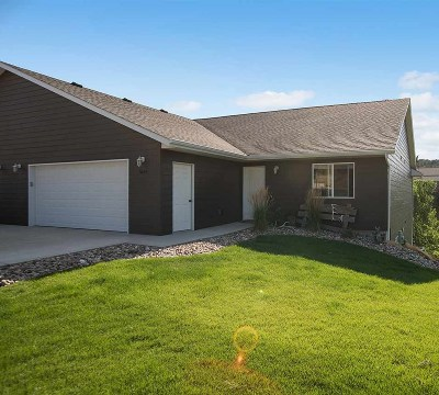 Rapid City Single Family Home For Sale: 5625 Bendt Drive
