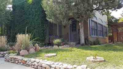 Hot Springs Single Family Home For Sale: 638 University