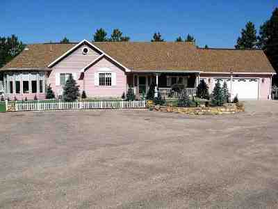 Hot Springs Single Family Home For Sale: 27426 Valley View