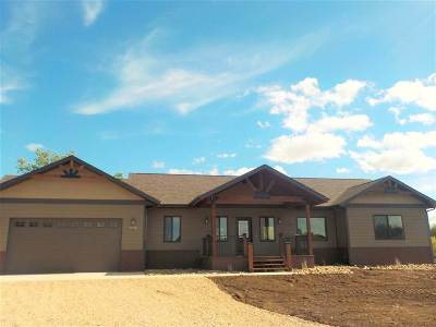 Belle Fourche Single Family Home For Sale: Tba Remuda