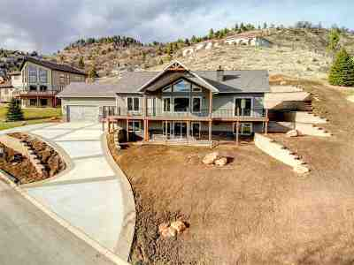 Spearfish SD Single Family Home For Sale: $599,000