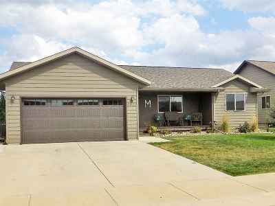 Spearfish SD Single Family Home For Sale: $259,900
