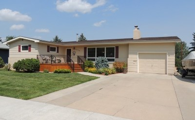 Rapid City Single Family Home For Sale: 4808 West Main St.