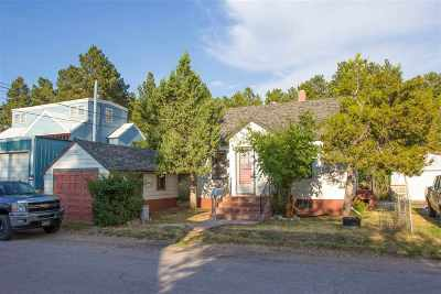 Lead SD Single Family Home For Sale: $110,000