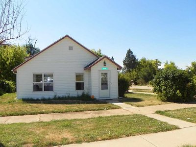Spearfish SD Single Family Home Uc-Contingency-Take Bkups: $199,000