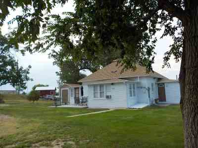 Belle Fourche SD Single Family Home For Sale: $125,000