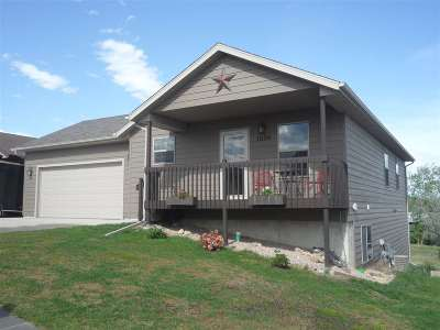 Rapid City Single Family Home For Sale: 1036 Copperfield