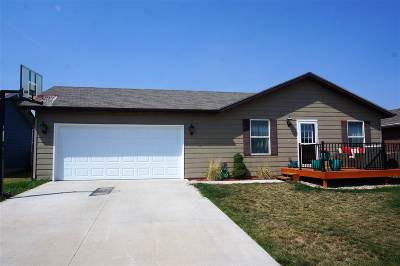 Spearfish Single Family Home Financing Contingency: 3919 Gallatin Ave.