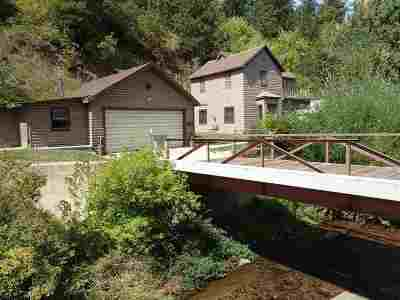 Deadwood Single Family Home For Sale: 36 Water