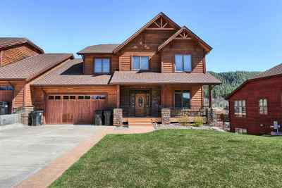 Sturgis Single Family Home For Sale: 12252 Stagecoach