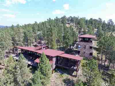 Keystone Single Family Home For Sale: 24452 Trackers Trail