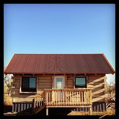 Single Family Home For Sale: Cabin 1