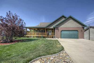 Sturgis Single Family Home For Sale: 2391 Hillside