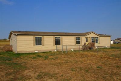 Belle Fourche SD Single Family Home Financing Contingency: $155,000