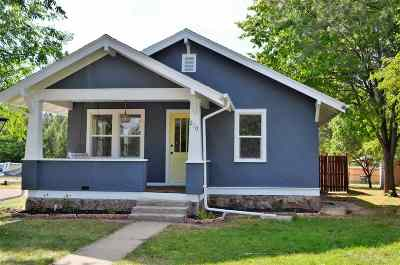 Hot Springs Single Family Home Uc-Contingency-Take Bkups: 210 S 16th