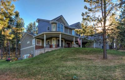 Hill City  Single Family Home For Sale: 23972 Palmer Gulch Road