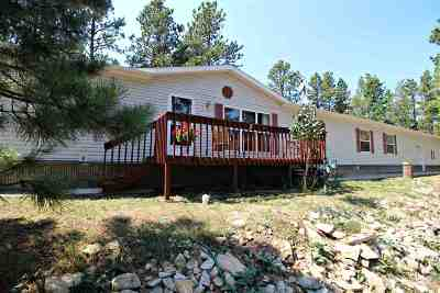 Sturgis Single Family Home Uc-Right 1st Refusal: 9036 S Ridge