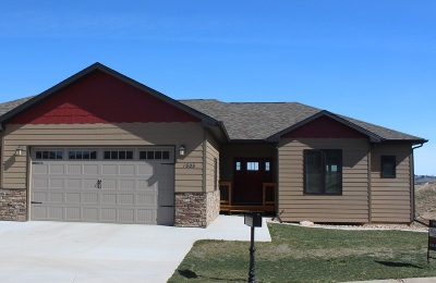 Sturgis Single Family Home For Sale: 2531 Camero