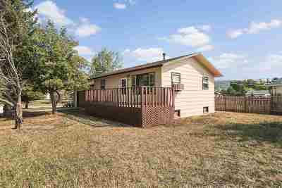 Sturgis Single Family Home For Sale: 830 10th