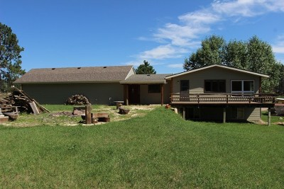 Custer Single Family Home For Sale: 595 Grunewaldt Dr
