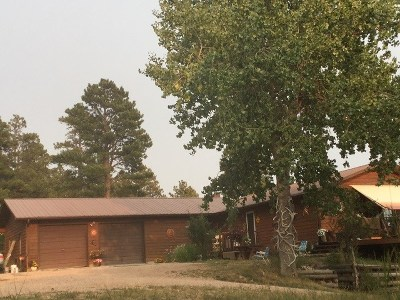 Sturgis Single Family Home For Sale: 11846 Mountain Meadow