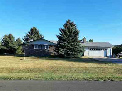 Spearfish Single Family Home For Sale: 2010 Meadow Lane