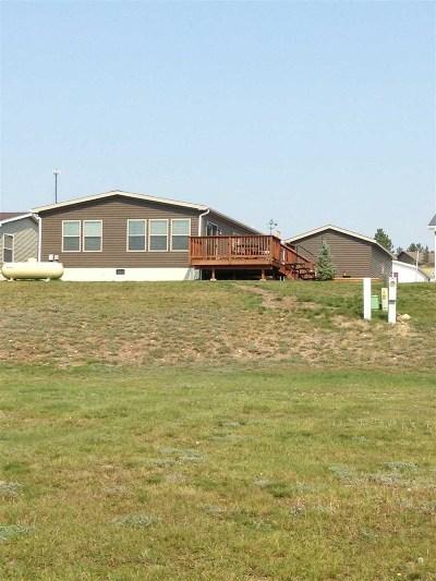 Custer Single Family Home For Sale: 1740 Wild Rose Lane
