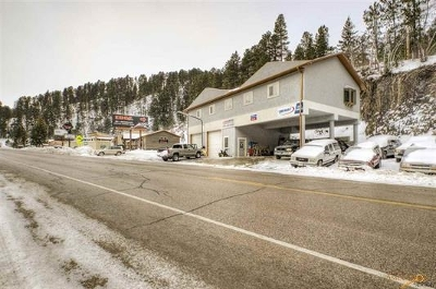 Deadwood, Lead Commercial For Sale: 11386 Hwy 14