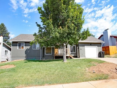 Spearfish Single Family Home Financing Contingency: 718 E Hudson