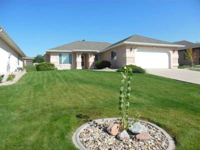 Spearfish Single Family Home Uc-Contingency-Take Bkups: 218 Thunderbolt Court
