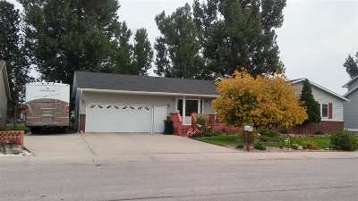 Spearfish Single Family Home For Sale: 610 Custer