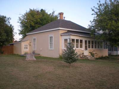 Spearfish Single Family Home Uc-Contingency-Take Bkups: 444 8th Street