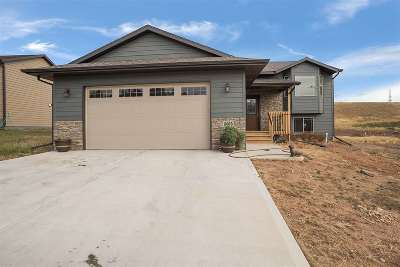 Sturgis Single Family Home For Sale: 2603 Meadows