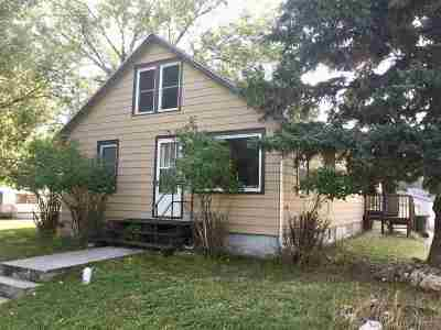 Custer Single Family Home For Sale: 930 Crook St