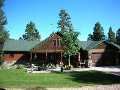 Spearfish Single Family Home Uc-Contingency-Take Bkups: 3082 Serenity Ridge Place
