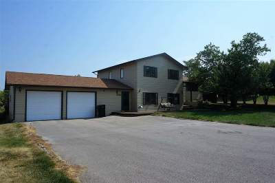 Spearfish Single Family Home For Sale: 202 Cottonwood Drive
