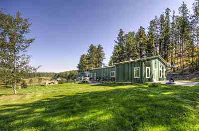 Deadwood Single Family Home For Sale: 12153 High Pines Rd