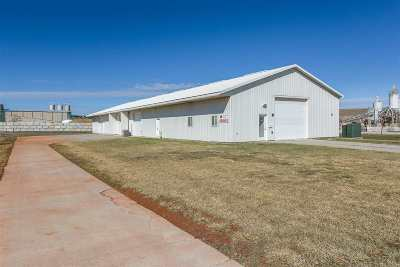 Spearfish Commercial Lease For Lease: 325 Industrial