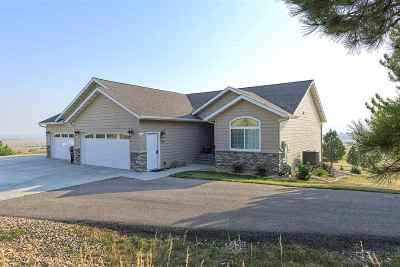 Spearfish Single Family Home For Sale: 19895 Gobbler