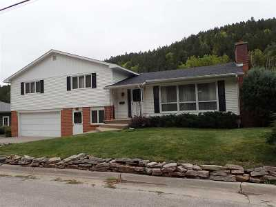 Deadwood Single Family Home For Sale: 865 Main
