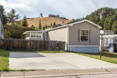 Deadwood SD Single Family Home For Sale: $28,000