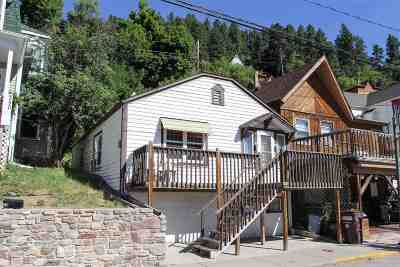 Deadwood Single Family Home For Sale: 346 Williams